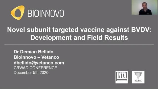 Vetanco & Bioinnovo at the CRWAD Conference