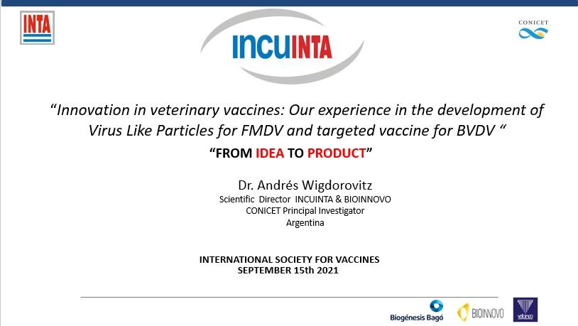 Innovación en vacunas veterinarias